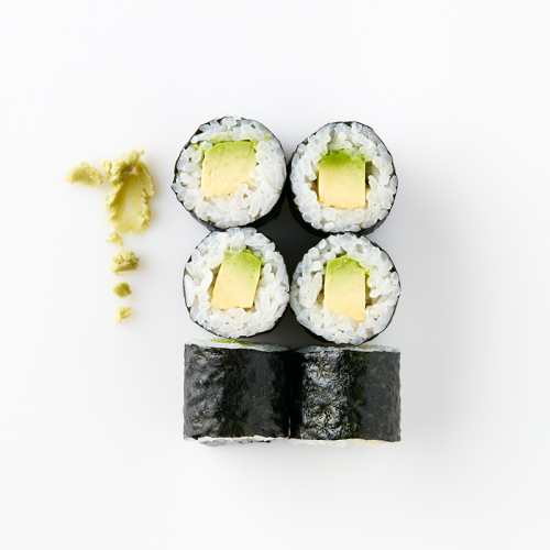 Maki (6 Pieces) – Avocado